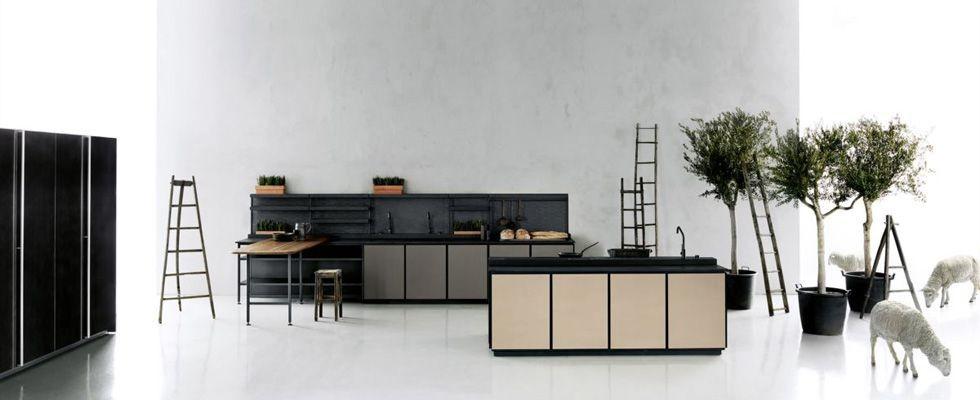 Boffi cucine milano trendy modular kitchen salinas by for Boffi cucine milano